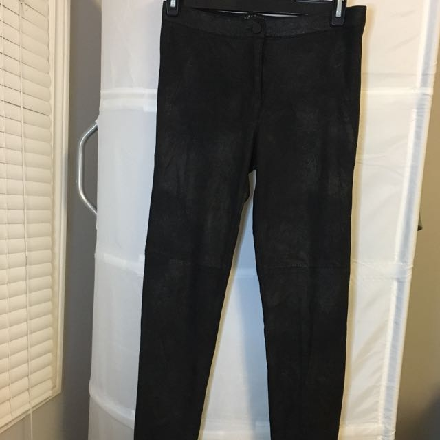 Zara high waisted leggings