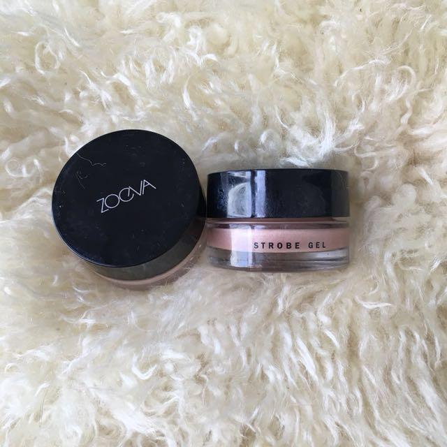 Zoeva strobe gel (corona and halo)