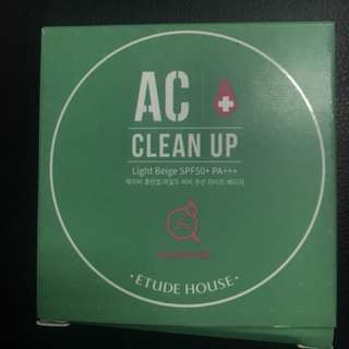 Etude AC clean up