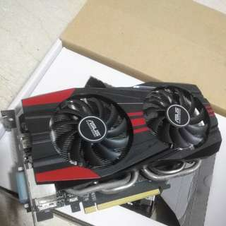 Asus GTX760 2gb Graphics card