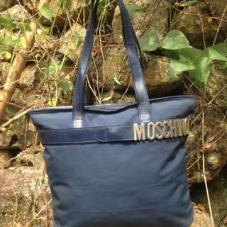 Moschino Tote Bag Authentic Second