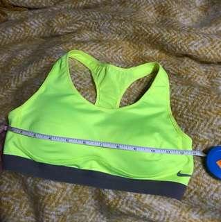 Nike bar top (size s)