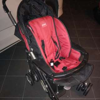2nd hand Stroller and Carseat
