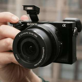 BISA Cicilan Tanpa Kartu Kredit Camera Sony ILCE 6000