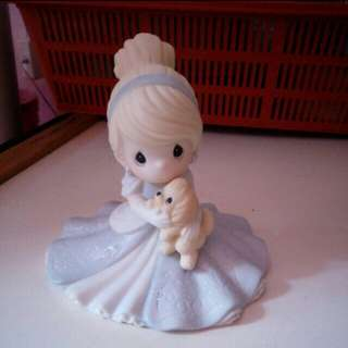 Valentine Day Precious Moments Cinderella