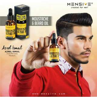 Authentic Moustache And Beard Oil