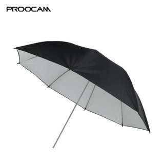 Proocam UM-RF Photography Photo Studio Soft Reflector Umbrella - 90cm