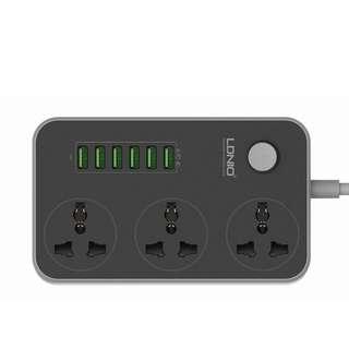 Heavy Duty Power Socket Cable Organiser