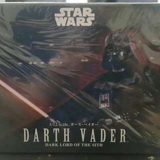 1/12 Scale Darth Vader Dark Lord of the Sith