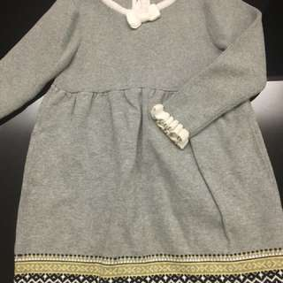3T Knitted dress