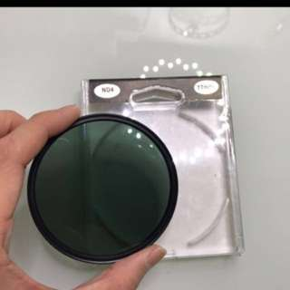 ND4 filter 77mm