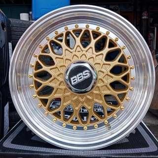 """BBS GOLD 15"""""""