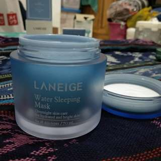 #CNY2018 laneige sleeping mask