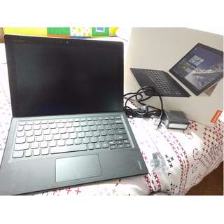 "Lenovo Ideapad Miix 700 Intel m7-6Y75 256GB SSD 8GB Ram 12"""