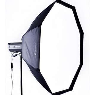 Proocam 95cm Octa Umbrella Frame Bowens Mount for Studio Strobe Flash Light SoftBox