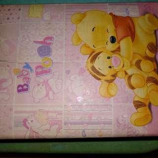 Pooh photo album