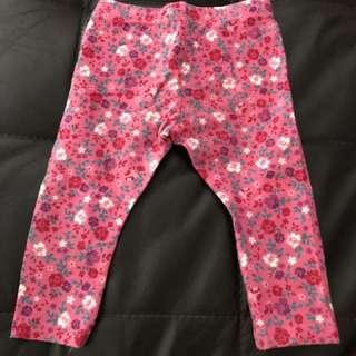Mothercare toddler girl leggings