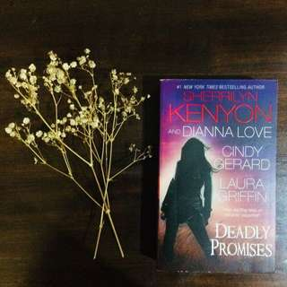 DEADLY PROMISES by Sherrilyn Kenyon, et all