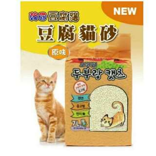 🚚 韓國豆腐貓砂