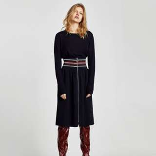 Zara Bnew without tag midi skirt