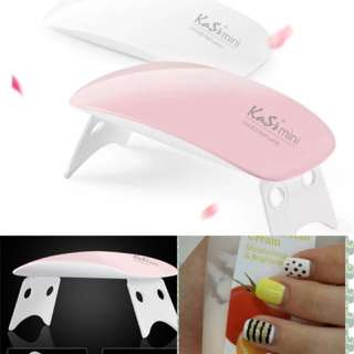 LED 燈 soft Gel 甲機 (USB 插頭)
