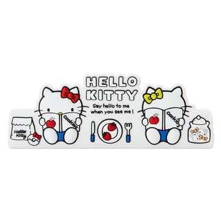 Sanrio 日本正版 Hello Kitty 磁石 大夾 紙夾