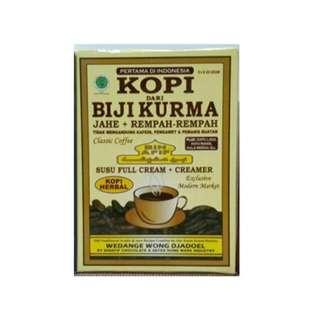 Kopi Susu Biji Kurma Creamer Herbal