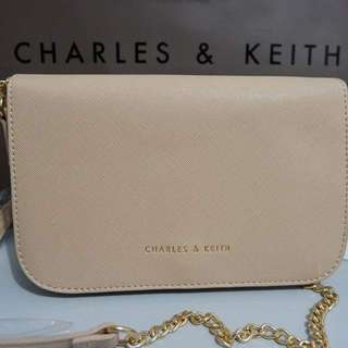 Charles & Keith Chain Sling