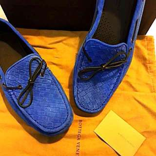 Brand new Bottega Veneta Suede Loafer