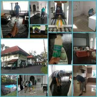 Completed Job@Mount Pleasant. Sertu Cleansing of Properties