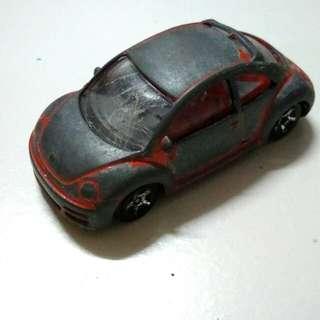 Vintage Metal Car Toy