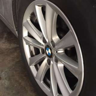 BMW ORIGINAL SPORTS RIMS