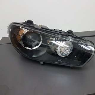Scirocco R Headlamp Assembly