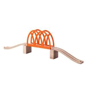 [IKEA] LILLABO 5 piece Train Bridge Set