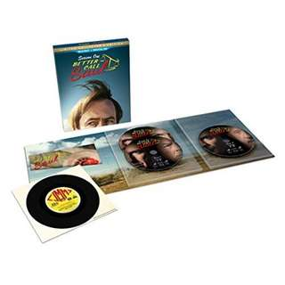 Better Call Saul Season 1 Collector's Edition Bluray