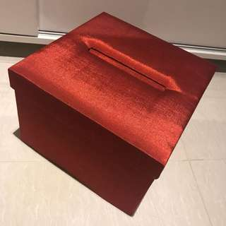 Red Packet Box