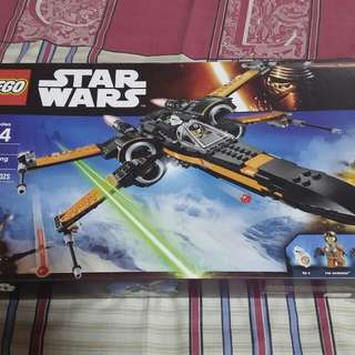 Star Wars TFA X Wing Fighter Poe Dameron