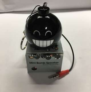USB Mini Speaker (bomb shape)