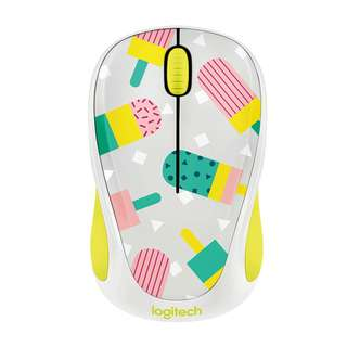 Logitech Colorful Play Collection wireless mouse M238