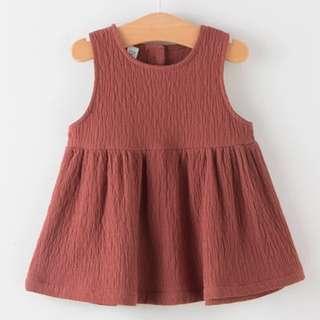 BN baby girl dress