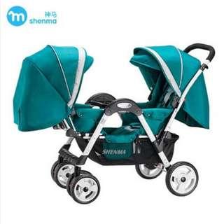 Stroller (Twin / Double)
