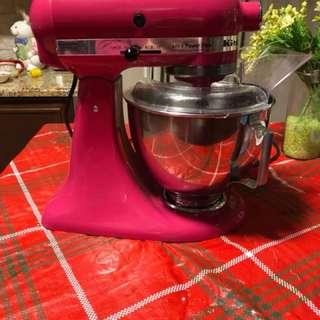 Pink Kitchen Aid 300 watt