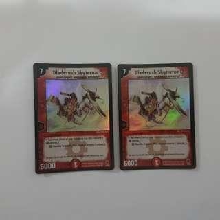 Duel Masters TCG - Bladerush Skyterror Q