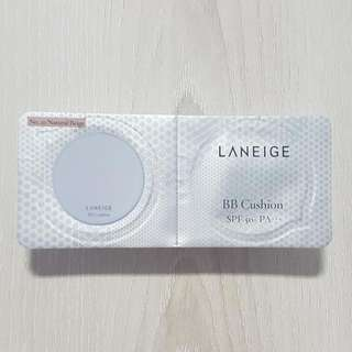 LANEIGE BB CUSHION SPF 50+ PA+++ (NO.21 NATURAL BEIGE)