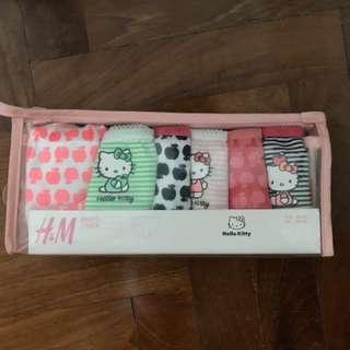 H & M girl's panties