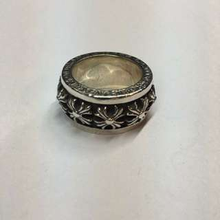 CHROME HEARTS SPINNER RING