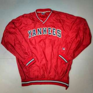 F&F YANKEES VARSITY SHIRT
