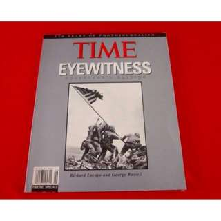 TIME Eyewitness: !50 Years of Photojournalism