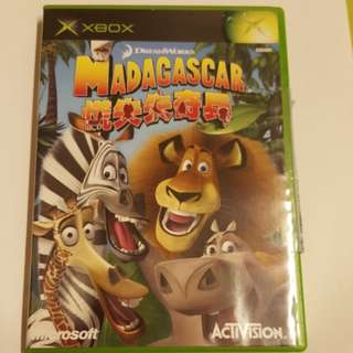 Xbox : 慌失失奇兵 Madagascar