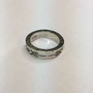CHROME HEARTS RING SPACER 6MM